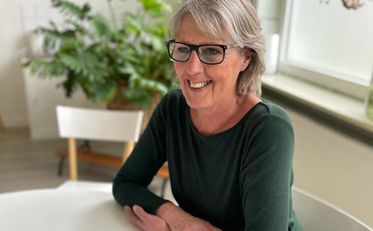 Trudy van Bekkum - Intuitie in Balans - Contact